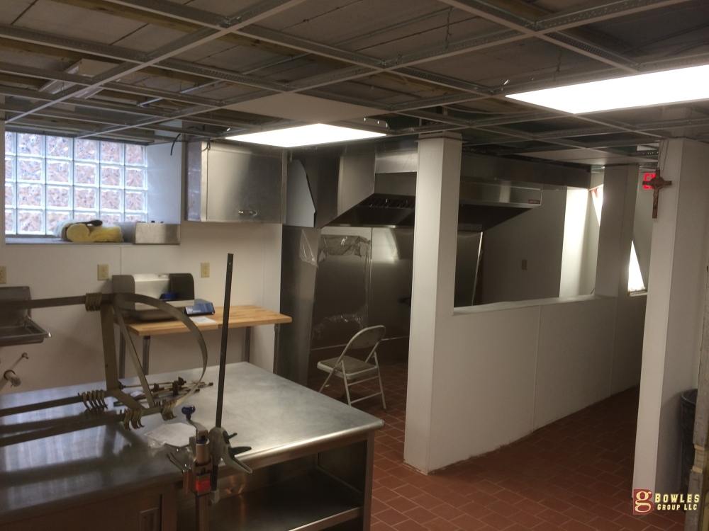 Commercial kitchen construction and milwaukee wi area for Kitchen and bath contractors